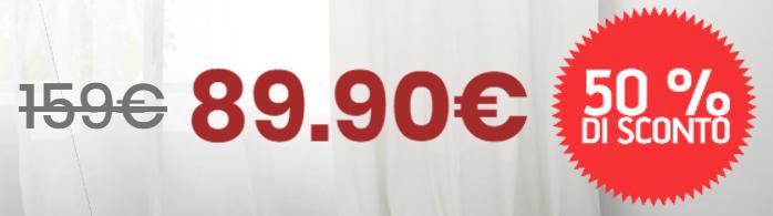 CYLINDERAIR prezzo